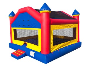 Moonbounce...for Jesus?